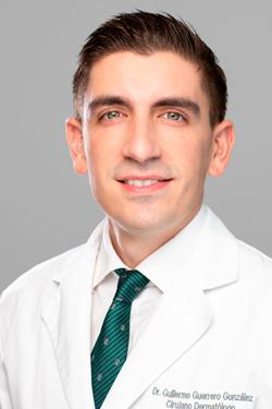 Dr. Guillermo Guerrero, Dermatólogo