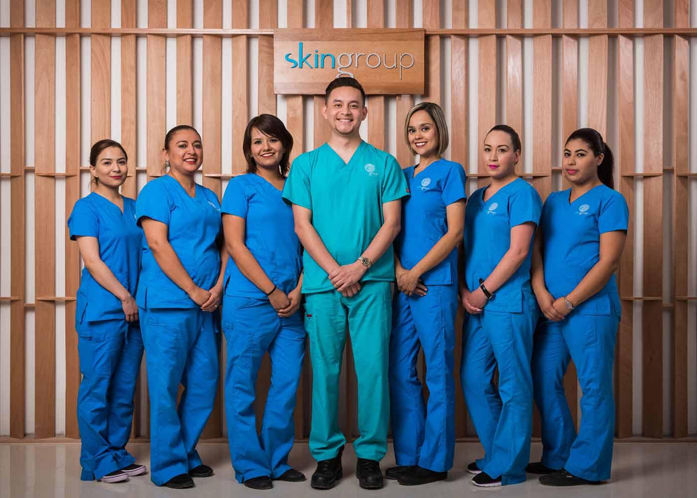 Staff de Enfermeria