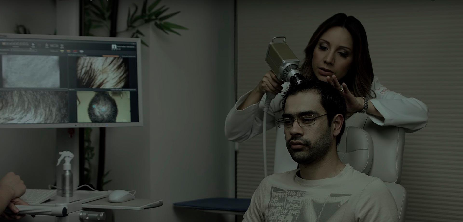 cirugia de transplante de cabello