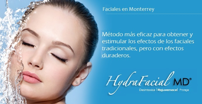 Faciales en Monterrey