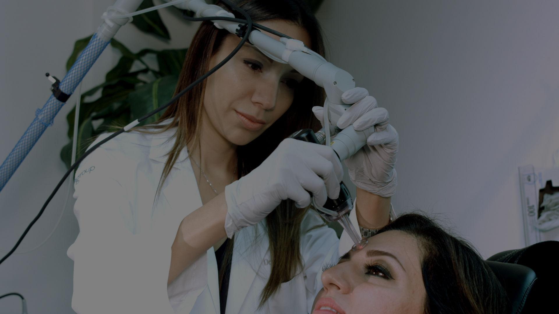 Rejuvenecimiento facial en Monterrey y Reynosa
