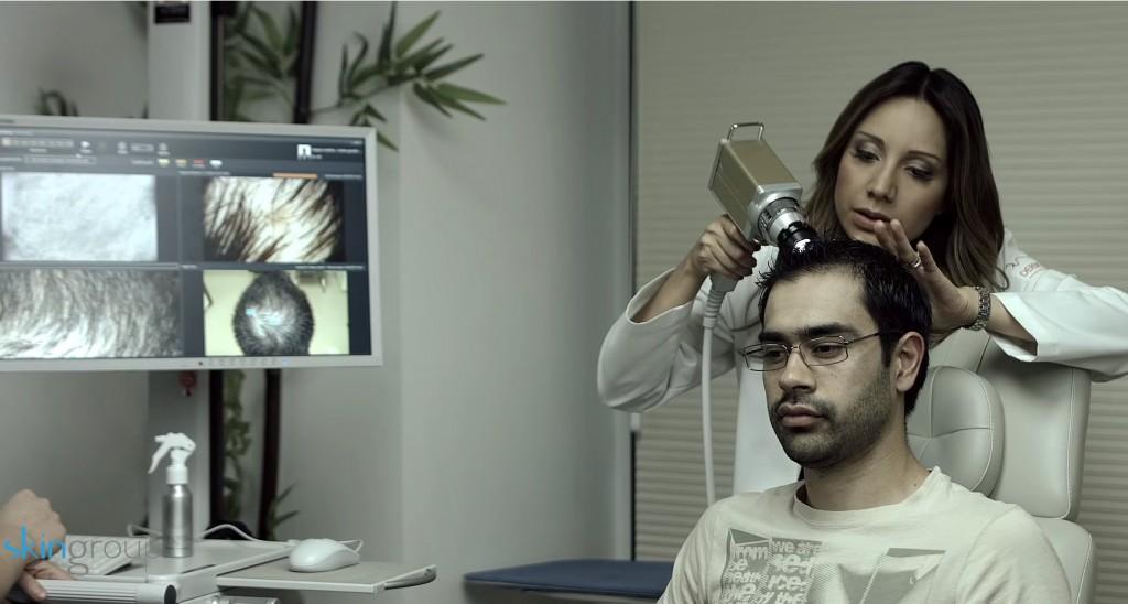 Especialista en cabello nombre