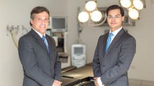 Dr. Arturo Regalado y Dr. Osvaldo Vazquez