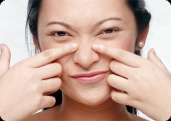 como quitar los puntos de la nariz