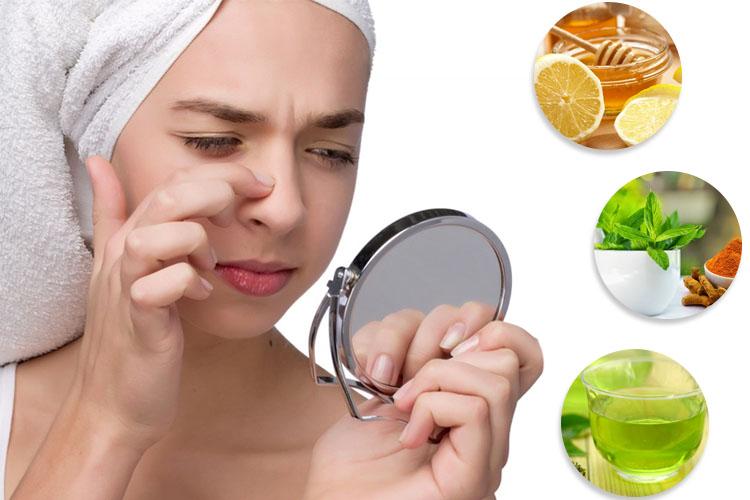Cómo quitar los barros de la nariz