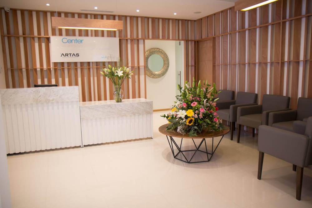 instalaciones de nuestras clínicas