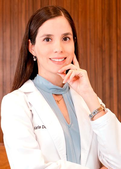 Dra. Karla Doria