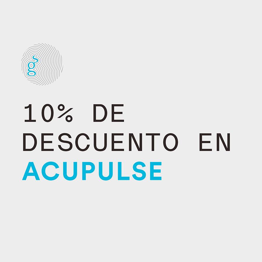 10% de Descuento en Acupulse