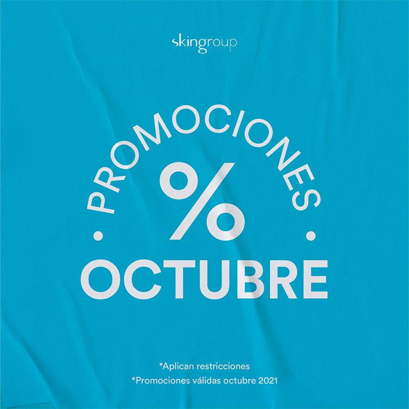 Promociones de Octubre